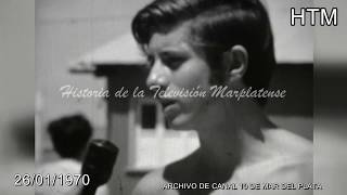 ENTREVISTA A GUILLERMO VILAS MAR DEL PLATA 26-01-1970