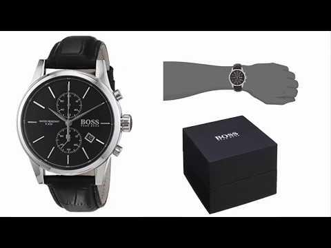 Hugo Boss Herren Armbanduhr Jet Chronograph kaufen ?