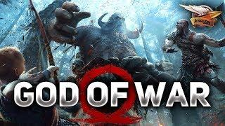 GOD OF WAR 2018 - Прохождение - Часть 3