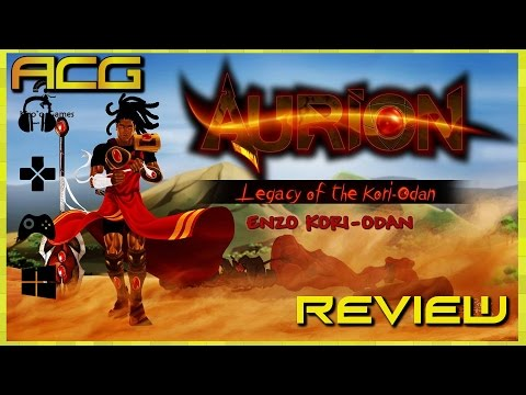 Aurion: Legacy of the Kori-Odan Review - YouTube video thumbnail