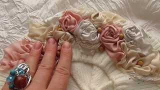 Как можно украсить шапку своими руками