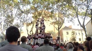 preview picture of video 'Barcelona, Diada dels Castellers de Sants (20 d'octubre de 2013)'