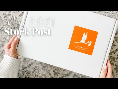 Stork Post Unboxing May 2021
