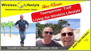 Teampartner-Treff Thailand2016