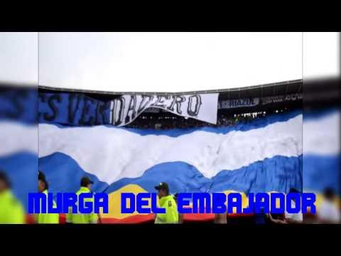 """BLUE RAIN | MILLONARIOS VS nacional | 03/05/2015"" Barra: Blue Rain • Club: Millonarios"