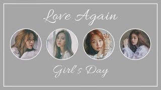 Girl's Day - Love Again