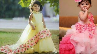 LATEST KIDS PARTY WEAR DRESS COLLECTIONS || BABY BIRTHDAY FROCKS OUTFIT IDEAS