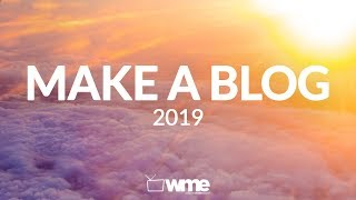 How To Make A WordPress Blog Step By Step For Beginners