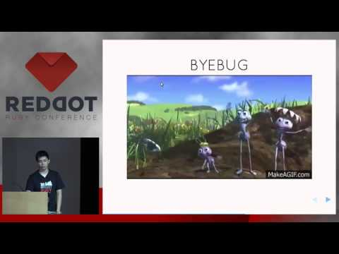 RedDotRuby 2015 - Starting & Contributing to Open Source Projects for Beginners by Guo Xiang Tan