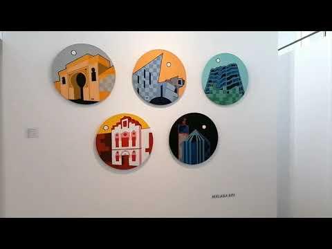 EJE y Sacramento Handmade traen su arte a la Diputación de Málaga