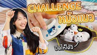 ซอฟรีวิว: จับแมวใส่หม้อ Challenge!!【Cat Pot 】