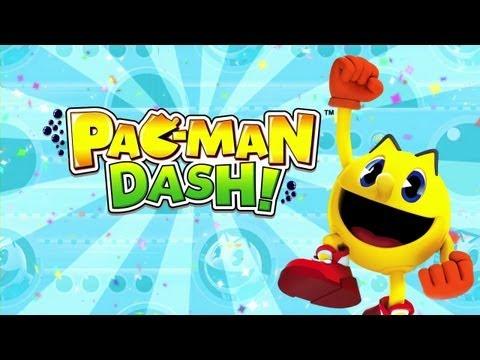 Vídeo do PAC-MAN DASH!