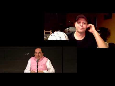 Dr Subramanian Swamy Shuts Pakistani Student New York Debate 23rd Oct 2016   Reaction