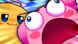 Kirby's Scream Course