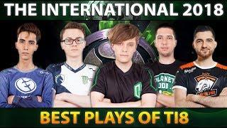Best Plays of The International 2018 - Dota 2 #TI8