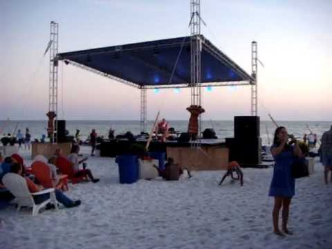 Schooners Lobster Festival - DEREK GIVANS on the Beach Stage - 9/16/11