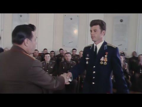 Лётчик Владимир Кучеренко - Герой Советского Союза 25.07.1986