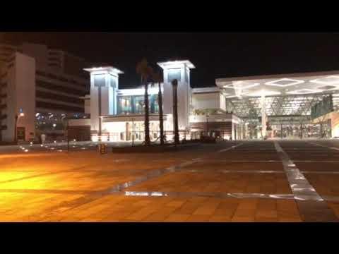 العرب اليوم - شاهد: آخر الاستعدادات لافتتاح محطة