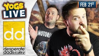 APEX LEGENDS! - Desperate Dads w/ Sips & Turps! - 21/02/19