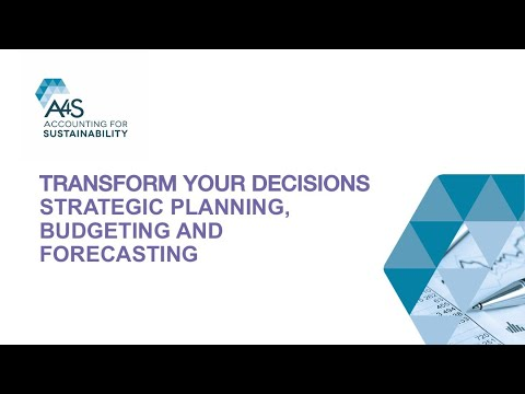 Transform your decisions - Strategic planning, budgeting and ...