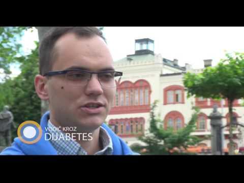 Osip na koži u dijabetes bolesti