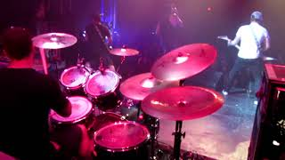 STRUNG OUT - Reason To Believe - Drum Cam | Vancouver BC 10/12-18
