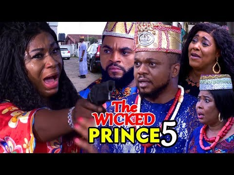 THE WICKED PRINCE SEASON 5 - Ken Erics | Nigerian Movies 2019 Latest Full Movies