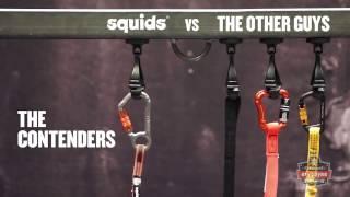Squids 3110 Dual Carabiner – 4.5kg