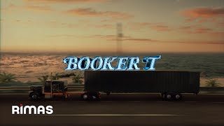 BAD BUNNY - BOOKER T | EL ÚLTIMO TOUR DEL MUNDO [Visualizer]