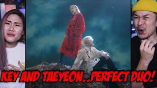 KEY 키 'Hate that... (Feat. TAEYEON)' MV   REACTION!
