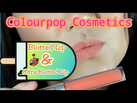 Ultra Blotted Lip by Colourpop #10