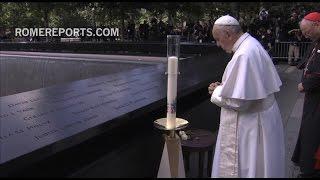 Discursos y homilías del Papa Francisco en Estados Unidos y Cuba