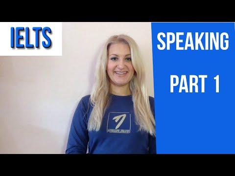 IELTS Speaking: PART 1 TIPS for HIGH SCORE!!