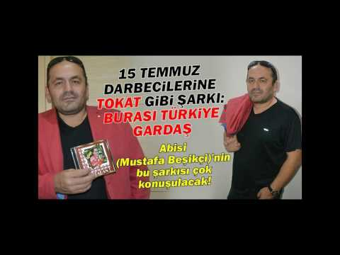 Download Mustafa Beşikçi (Abisi) - Burası Türkiye Gardaş HD Mp4 3GP Video and MP3