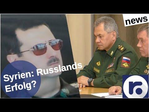 Syrien: Ein russischer Erfolg? [Video]