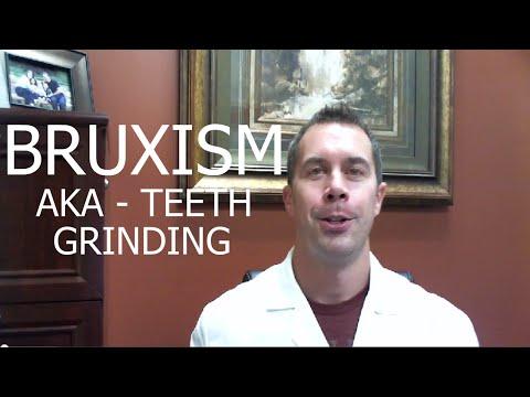 Bruxism Teeth Grinding - Maple Grove Dentist - Ryan Francis, DDS