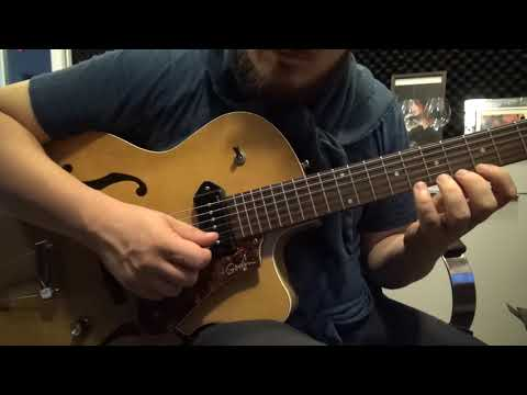 Easy Jazz Guitar Lick (with Tabs) #2