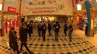 Get down the fiddle - E-center Söderhamns Linedancers