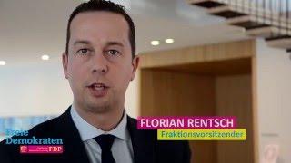 Video zu: Aktuelles Videostatement von Florian RENTSCH zur möglichen Fusion der Frankfurter und Londoner Börse