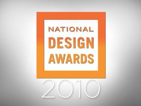 2010 National Design Awards Interior William Sofield