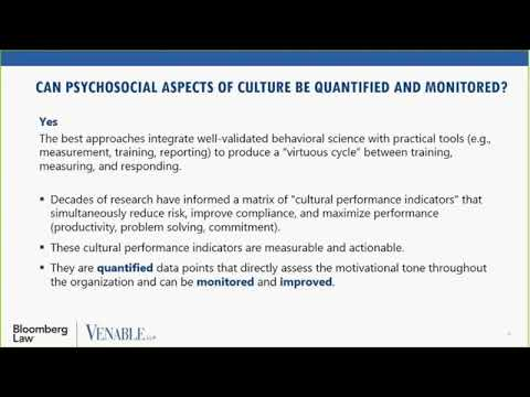 Risk and Culture How to Maximize Good Firm Culture to Mitigate Risk Within Your Organization