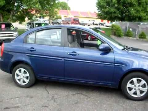 2008 Hyundai Accent GLS, 4 door sedan, 1.6 liter 4cyl, Automatic