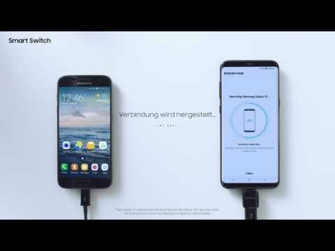 Samsung Smart Switch Tutorial: Einfach Daten übertragen