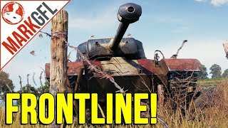 Frontline - A few bugs, but good for credits! - World of Tanks