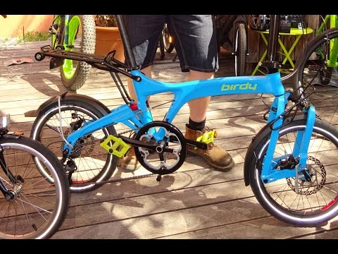 Fahrrad Trends 2016: Falträder werden immer praktischer