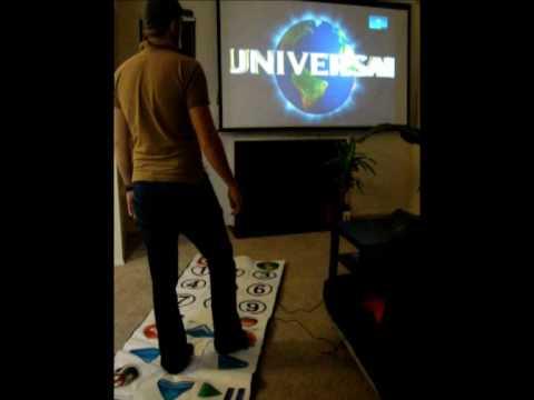 Dance Dance Remote Control
