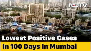 Mumbai Sees Lowest Single-Day Covid Cases In 3 Months