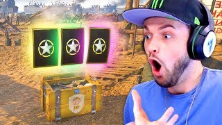 Opening x15 SUPPLY DROPS in COD WW2! (What