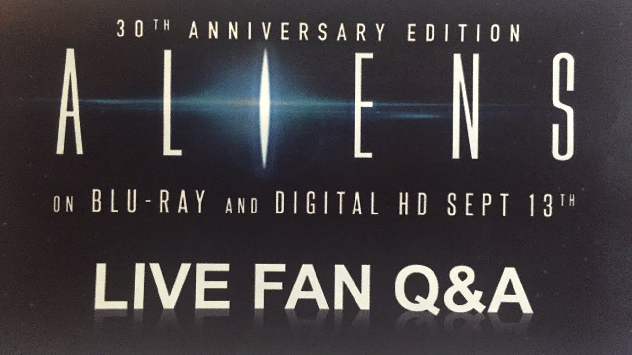Aliens - 30th Anniversary | Live Fan Q&A Highlights