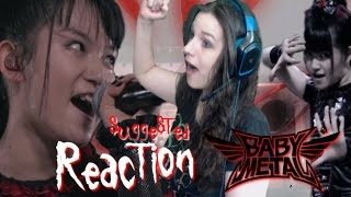 BABYMETAL - MEGITSUNE - Road of Resistance - KARATE | Suggested Reaction #37